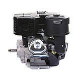 Двигатель бензиновый Weima WM190F-L (R) NEW (вал под шпонку, 25 мм, 16 л.с., редуктор ), фото 3
