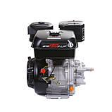 Двигун бензиновий Weima WM190F-L (R) NEW (вал під шпонку, 25 мм, 16 л. с., редуктор ), фото 7