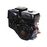 Двигун бензиновий Weima WM190F-L (R) NEW (вал під шпонку, 25 мм, 16 л. с., редуктор ), фото 9