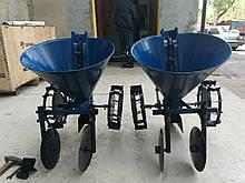 """Картоплесаджалка дворядна ТМ """"Шип"""" для мототракторов (62 л)"""