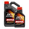 Синтетическое моторное масло Motul (Мотюль) 8100 Eco-clean 5W-30 5л.