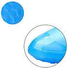 Защитные резиновые бахилы на обувь Lesko SB-108 р. 40-41 Синий (3728-12121), фото 3