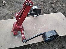 Зчіпка універсальна з опорними колесами (70 см) БелМет