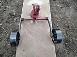 Сцепка универсальная с опорными колесами (70 см) БелМет, фото 3