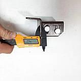 Скоба крепления лопаты на перед WEIMA 500/900, фото 4