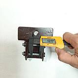 Скоба крепления лопаты на перед WEIMA 500/900, фото 10