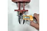 Зчіпка 105 (WM 1100) (висота пальця - 65 мм, діаметр -18 мм), фото 4