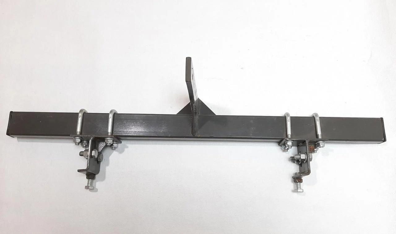 Двойная сцепка к мотоблоку ширина 90 см Булат