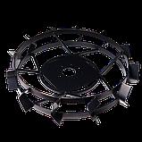"""Колеса с грунтозацепами Ø600 × 110 для мотоблока """"Премиум"""" (без втулки), фото 4"""