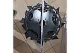 Колеса с грунт-ми 470/150 (10*10) СТАНДАРТ (3 мм) Евро Булат, фото 7