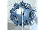 Колеса с грунтозацепами 600/150 (10*10 мм) (воздушка/водянка) МЯГКИЙ ХОД НОВЫЙ ОБРАЗЕЦ Евро Булат, фото 5