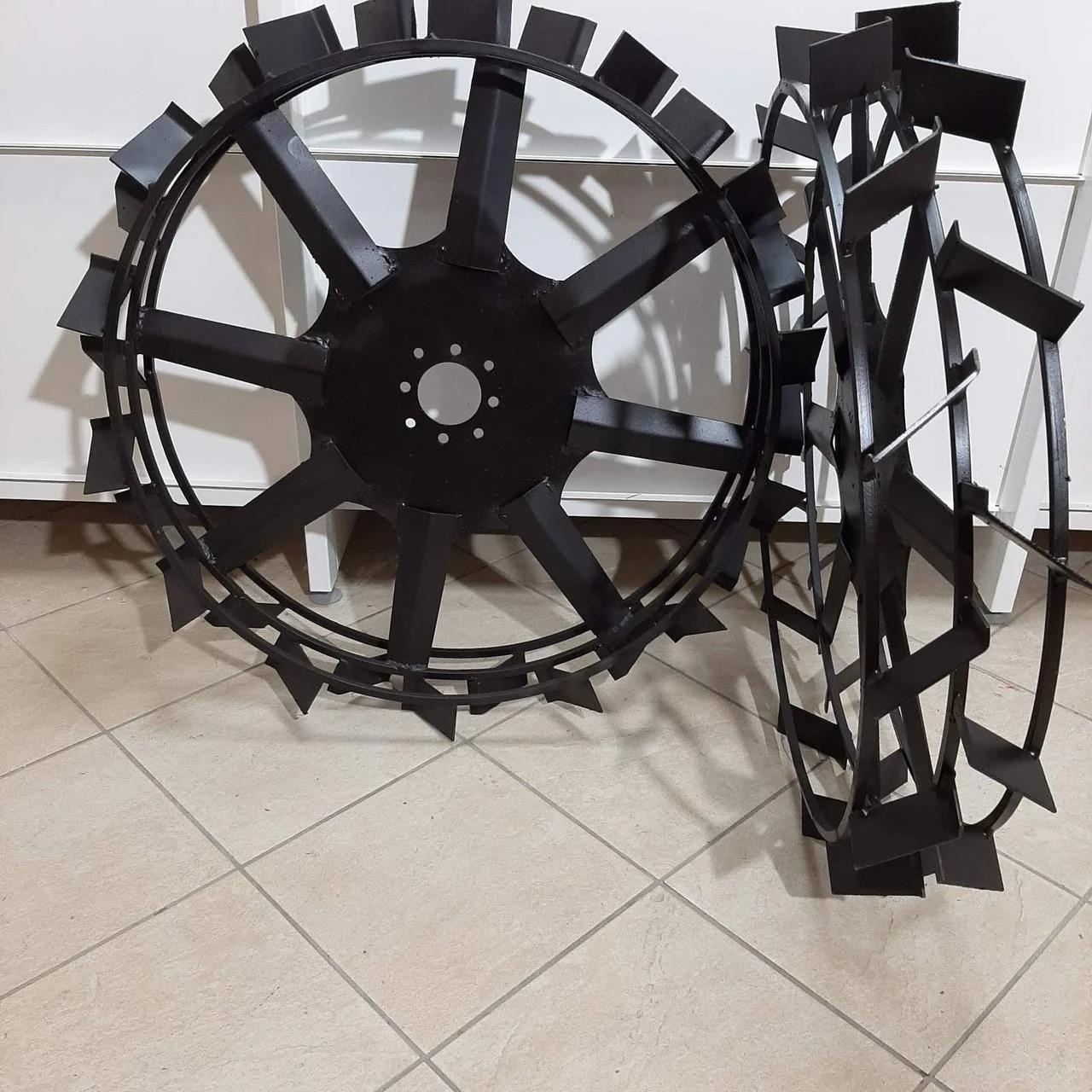 Грунтозацепи 800/130 (10*10 мм, воздушка/водянка) М'ЯКИЙ ХІД Булат