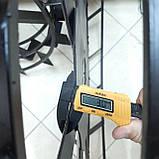 Грунтозацепи 800/130 (10*10 мм, воздушка/водянка) М'ЯКИЙ ХІД Булат, фото 2