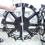 Грунтозацепи 800/130 (10*10 мм, воздушка/водянка) М'ЯКИЙ ХІД Булат, фото 3
