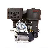 Двигун бензиновий Weima WM192FЕ-S ЄВРО 5 (шпонка, 18 л. с., електростартер), фото 4