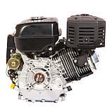Двигун бензиновий Weima WM192FЕ-S ЄВРО 5 (шпонка, 18 л. с., електростартер), фото 5