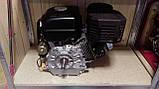 Двигатель бензиновый Weima WM192FЕ-S ЕВРО 5 (шпонка, 18 л.с., электростартер), фото 7