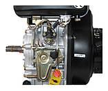 Двигатель дизельный WEIMA WM195FE (15 л.с., вал под шпонку 25 мм), фото 5
