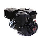 Двигун бензиновий Weima WM190F-S ЄВРО 5 (шпонка, 25 мм, 16 л. с., ручний стартер), фото 2
