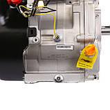 Двигун бензиновий Weima WM190F-S ЄВРО 5 (шпонка, 25 мм, 16 л. с., ручний стартер), фото 5