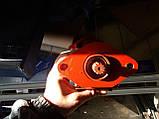 Угловой карданный переходник БелМет усиленный к фрезе МоторСич, МТЗ, Агрос, фото 2