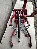 Навесной механизм на 3 точки для переделок и кит наборов БелМет, фото 5