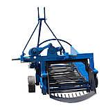 Картоплекопач для трактора Преміум (вібраційний транспортерні), фото 2