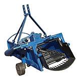 Картоплекопач для трактора Преміум (вібраційний транспортерні), фото 3
