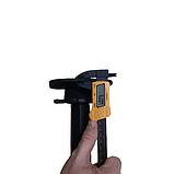 Піввісь 32/230 з трещеткой Булат (пластина 6 мм, 2 підшипника СХ, Польща), фото 4