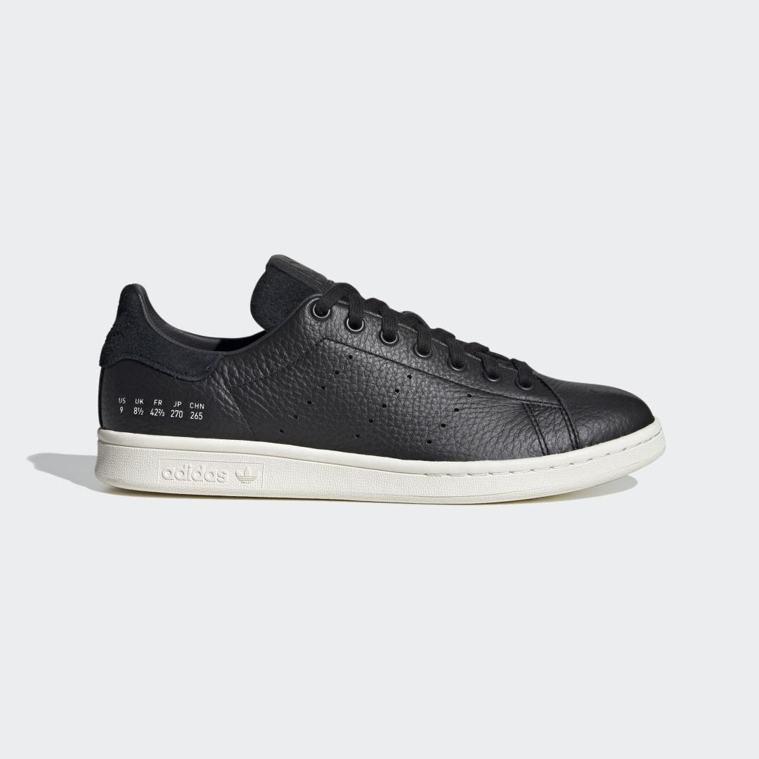Кросівки чоловічі Adidas Stan Smith Shoes чорні (FY0070)