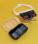 Бинокуляр окуляри бінокулярні зі світлодіодним підсвічуванням TH-9203, фото 2