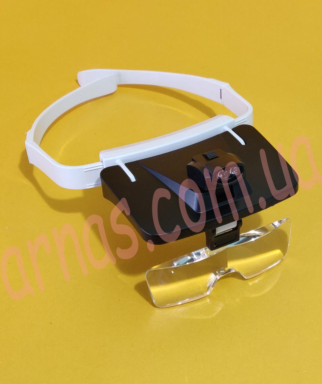 Бинокуляр окуляри бінокулярні зі світлодіодним підсвічуванням TH-9203