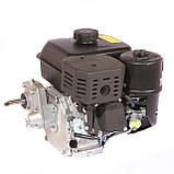 Двигатель бензиновый Weima WM170F-1050 (R) New (7 л.с.,для WM1050, ФАВОРИТ редуктор, шпонка), фото 6