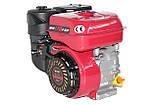 Двигун бензиновий Weima WM170F-3 (R) New (1800об/хв, шпонка, шестерний редуктор, 7 л. с.), фото 7