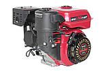 Двигатель бензиновый Weima WM170F-3 (R) New (1800об/мин, шпонка, редуктор шестеренчатый, 7 л.с.), фото 9