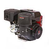 Двигун бензиновий Weima WM192FЕ-S New (шпонка, 18 л. с., електростартер), фото 2