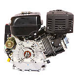 Двигун бензиновий Weima WM192FЕ-S New (шпонка, 18 л. с., електростартер), фото 5