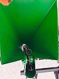 Картофелесажалка мототракторная двухрядная цепная Шип 120 л (одноточ. сцеп.), фото 5