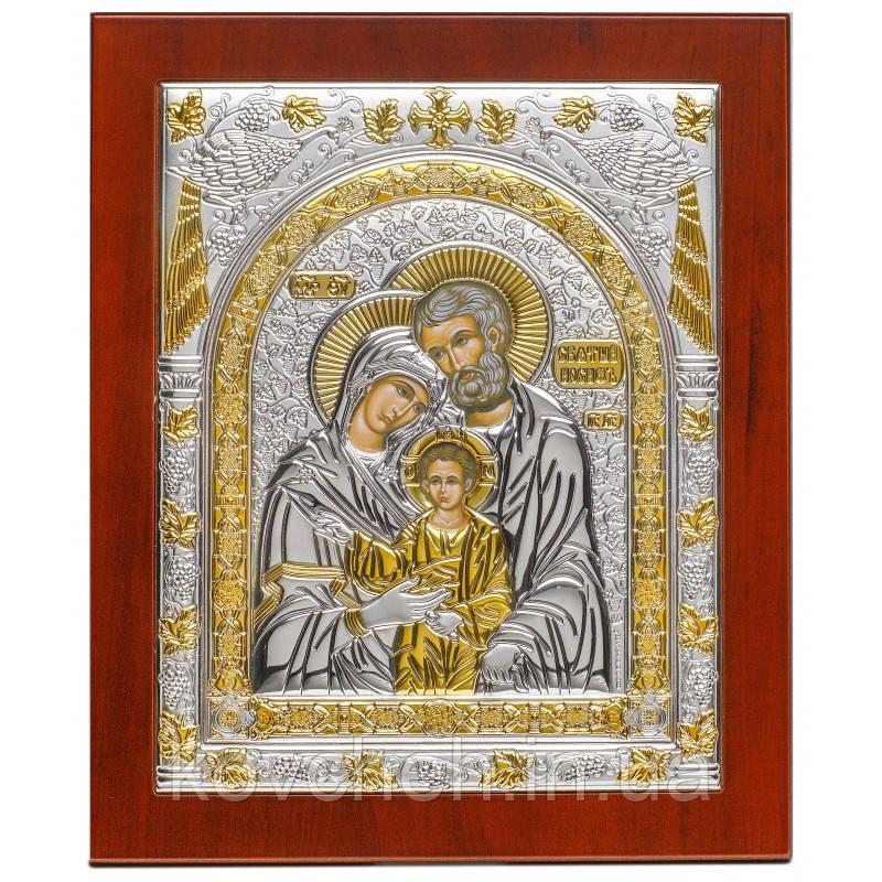 Ікони Срібло Греція Лик Розмір-15x18 Срібло 925