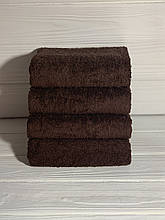Полотенца для СПА темно - коричневый