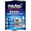 Емаль алкідна ПФ-115П DekArt червона 2,8 кг