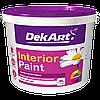 Interior Paint Краска интерьерная DekArt  белая матовая 4 кг
