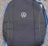 Авточехлы на Volkswagen Caddy 3 2004-2010, от 2010 года  , 7 мест Nika, фото 4