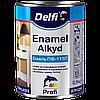 Эмаль алкидная ПФ-115 П  Delfi красно коричневая 0,9 кг