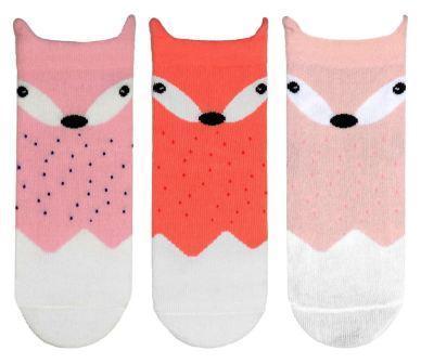 Шкарпетки дитячі з 3 d малюнком Bross укорочені