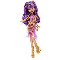 Монстер Хай Клаудин Вульф Monster High Haunted Getting Ghostly Clawdeen Wolf Doll