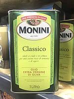 Оливковое масло MONINI ( 1 литр )