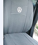 Авточохли на Volkswagen Polo IV 2001-2009 Nika, Фольксваген Поло 4, фото 3