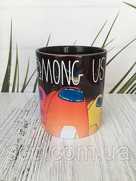 Чашка Among Us (Амонг Ас)