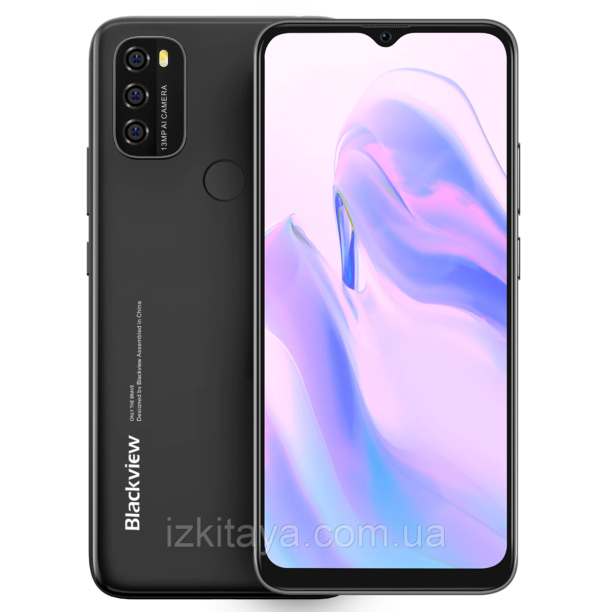 "Смартфон Blackview A70 black 3/32 Гб экран 6,52"""